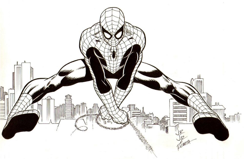 Steve Ditko (Spiderman)