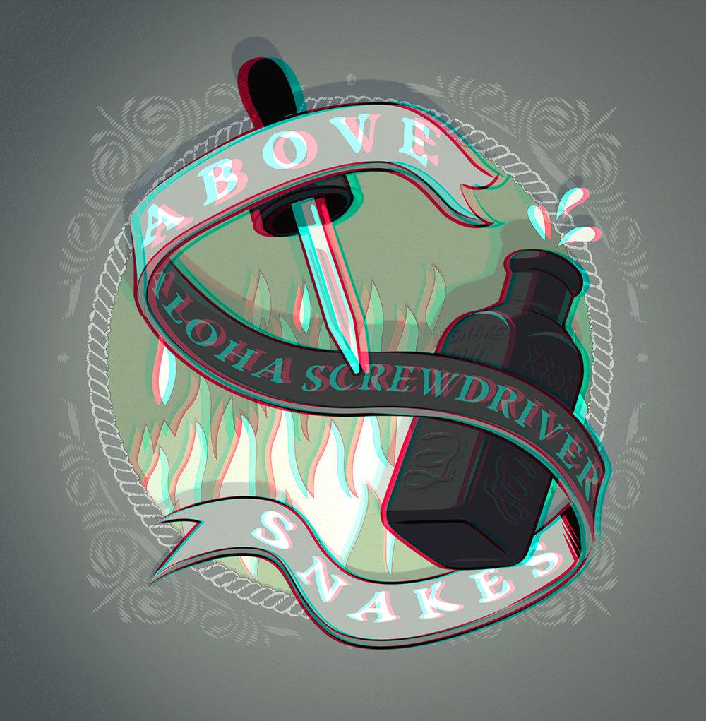Redblue 3d Art With Photoshop Ellingson