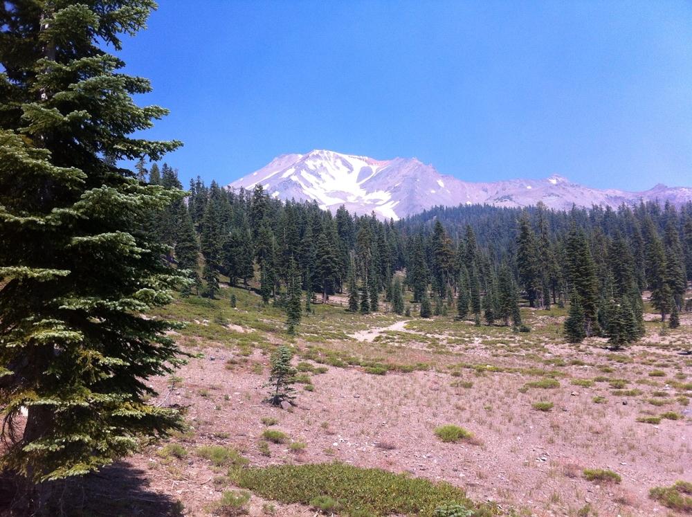 Mt. Shasta, August 2012