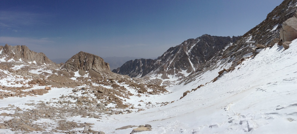 Inyo National Forest, April 2013