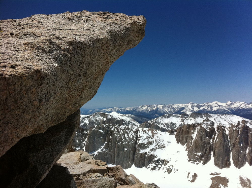 Western Side, Mt. Whitney Trail