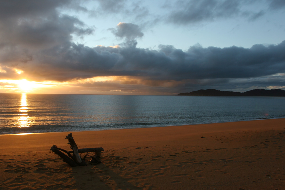 Sunrise, Abel Tasman National Park