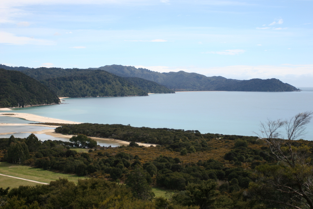 Awaroa Saddle/Awaroa Bay