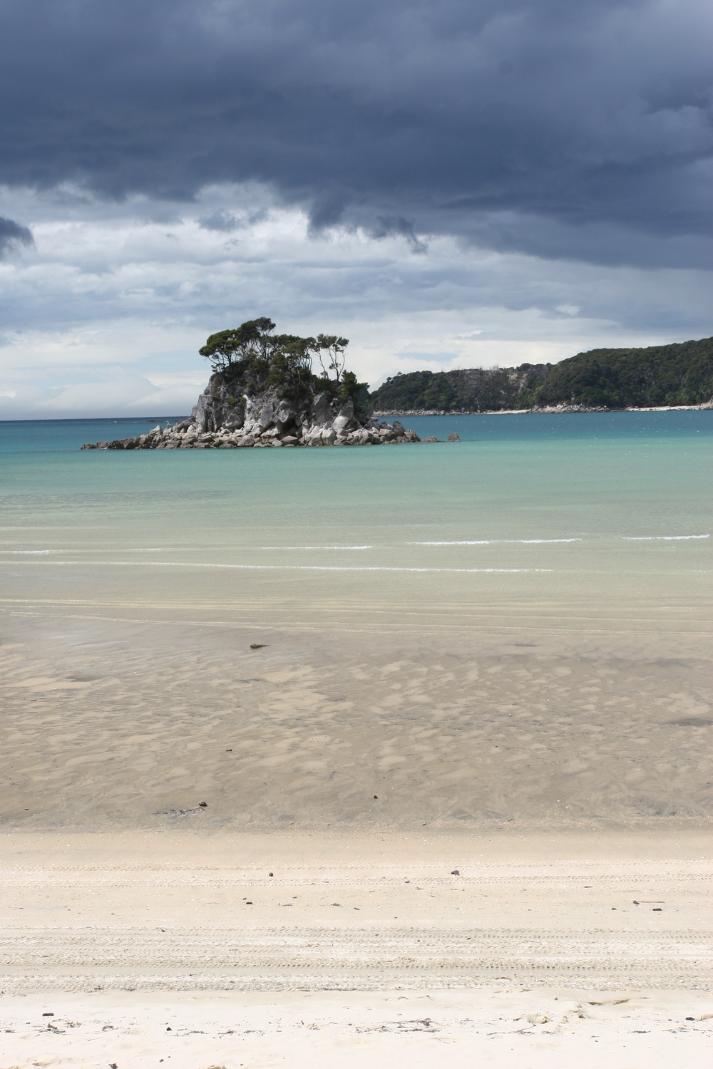 Coast Track, Near Torrent Bay, Abel Tasman National Park