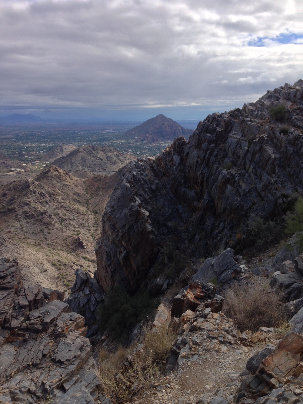 Summit, PIestewa Peak (Peak Three)