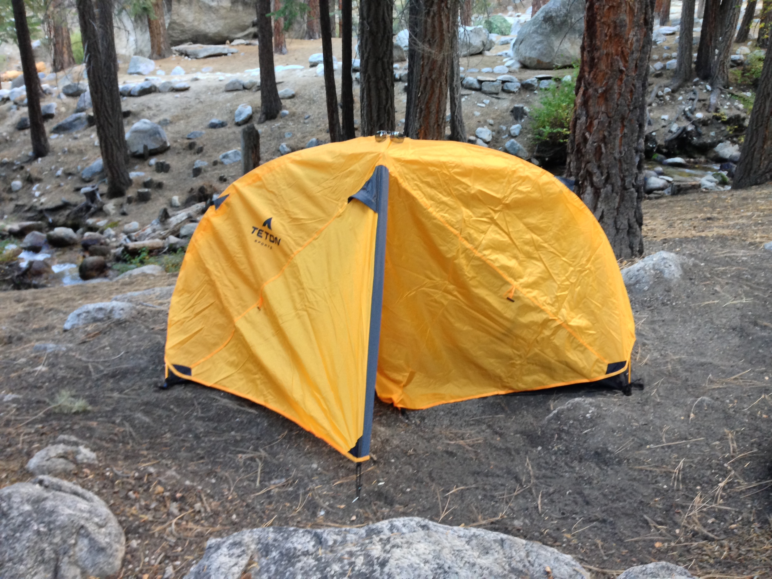 Gear Review TETON Sports Mountain Ultra 1 Tent & Gear Review: TETON Sports Mountain Ultra 1 Tent u2014 The Last Adventurer