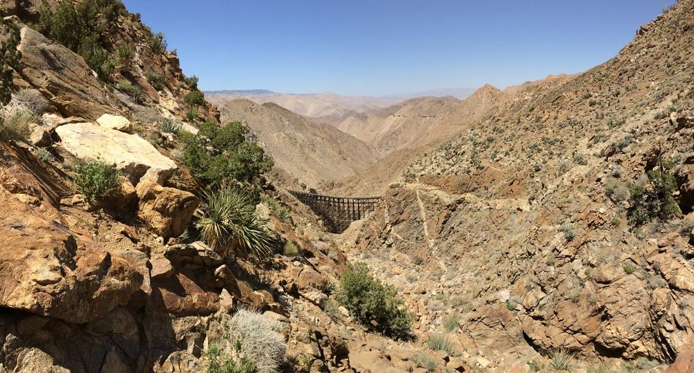 Goat Canyon Anza-Borrego, April 2015