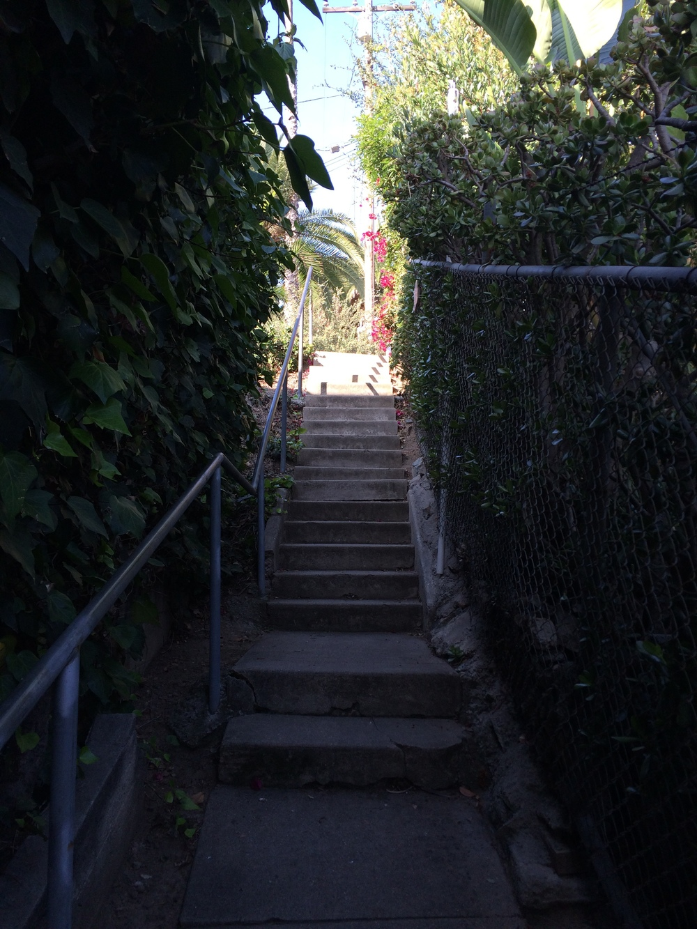 Directions: As Noted Above, The Best Way To Access The Stairs Is At The  Junction Of Windsor And Canterbury, And There Is Street Parking Available.