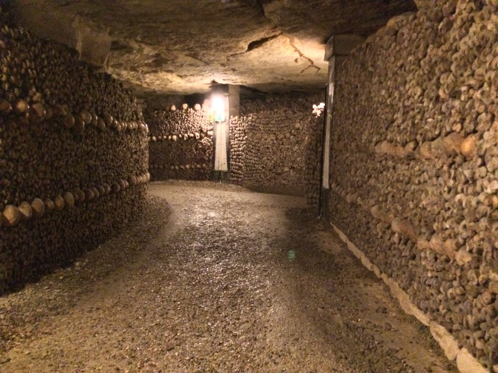 Human Remains, Paris Catacombs