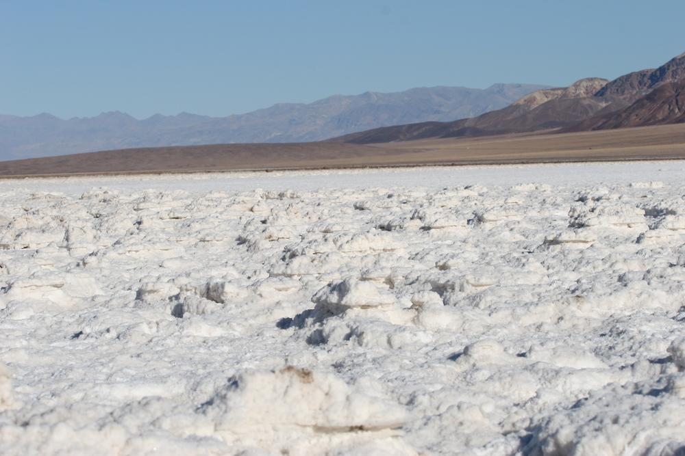 Salt Flats, Badwater Basin