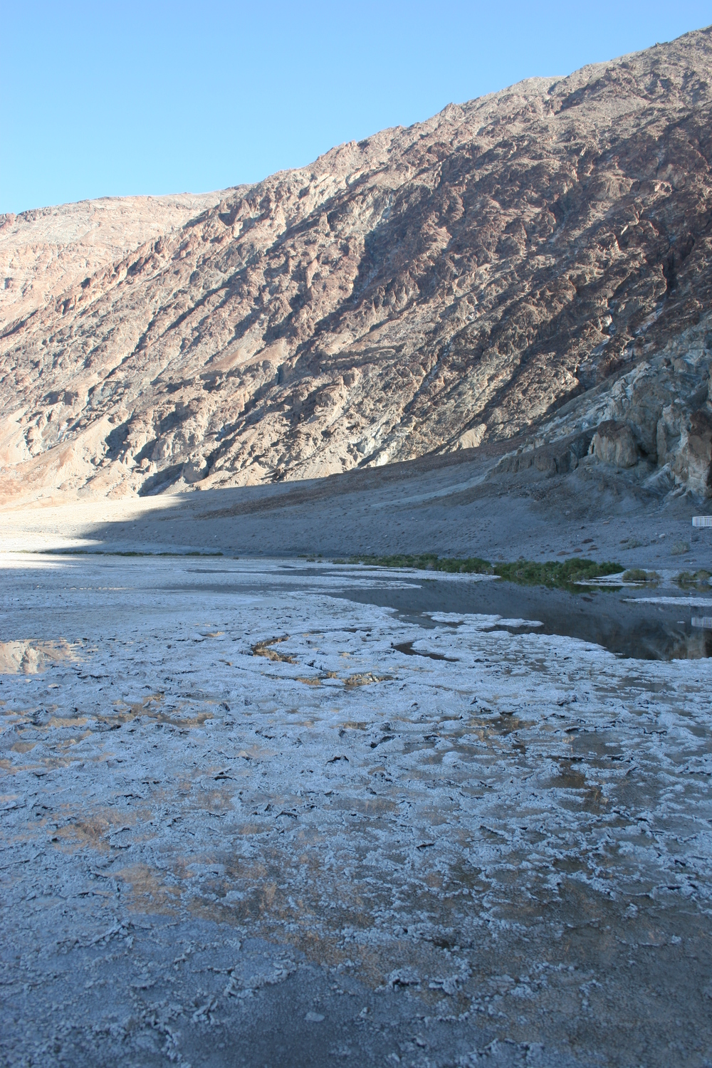 Salt Formations, Badwater Basin