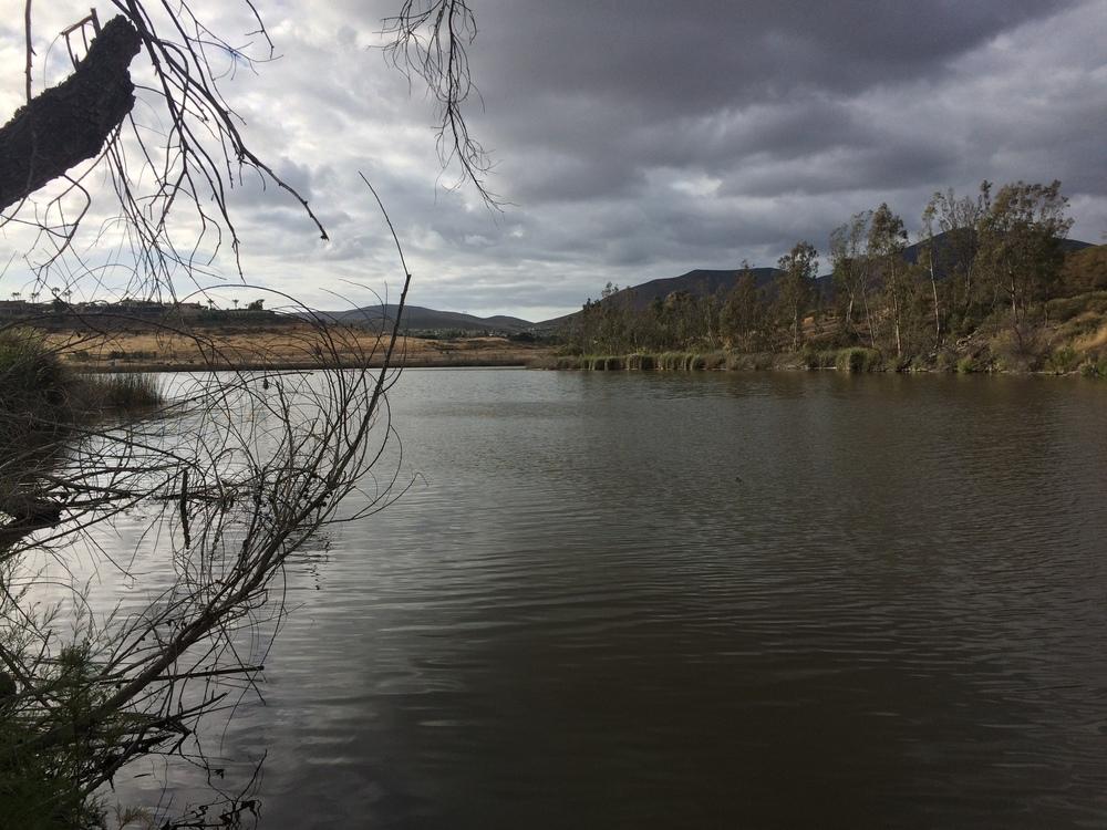Upper Otay Lake