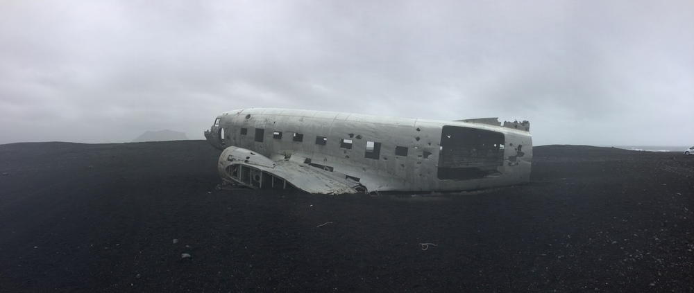 Like something out of a movie, the Solheimasandur Plane Wreck is a unique spot.