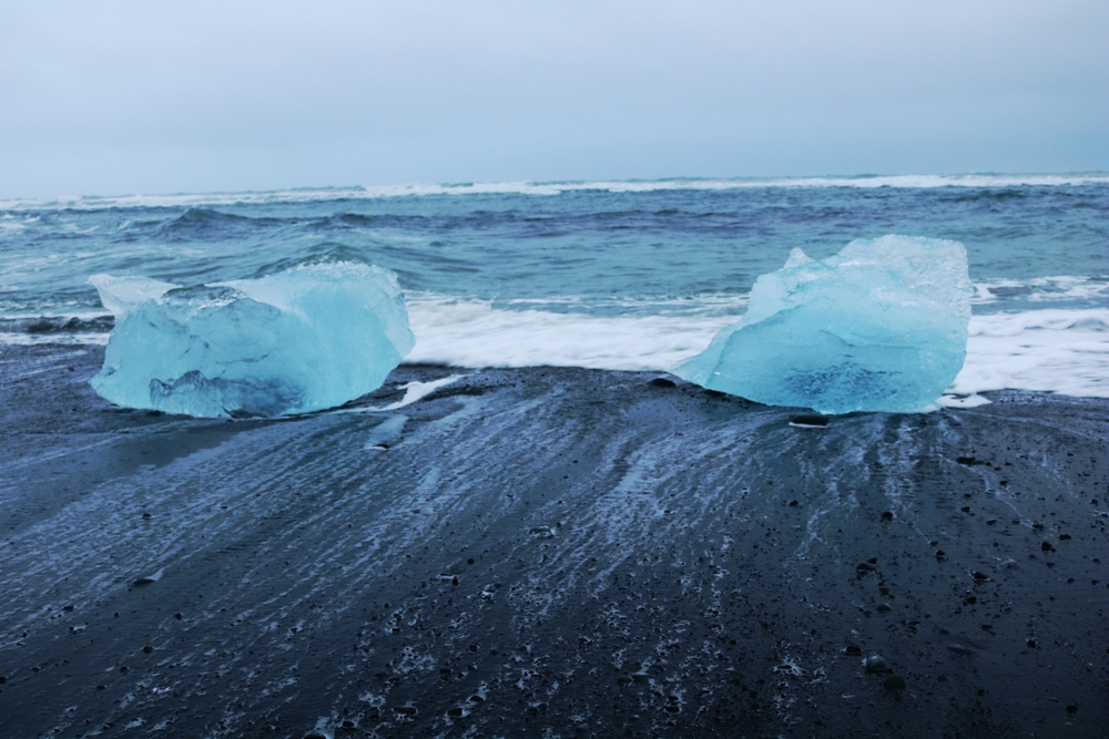 The Jokulsarlon Glacial Lagoon has nothing but amazing sights, no matter where one looks.