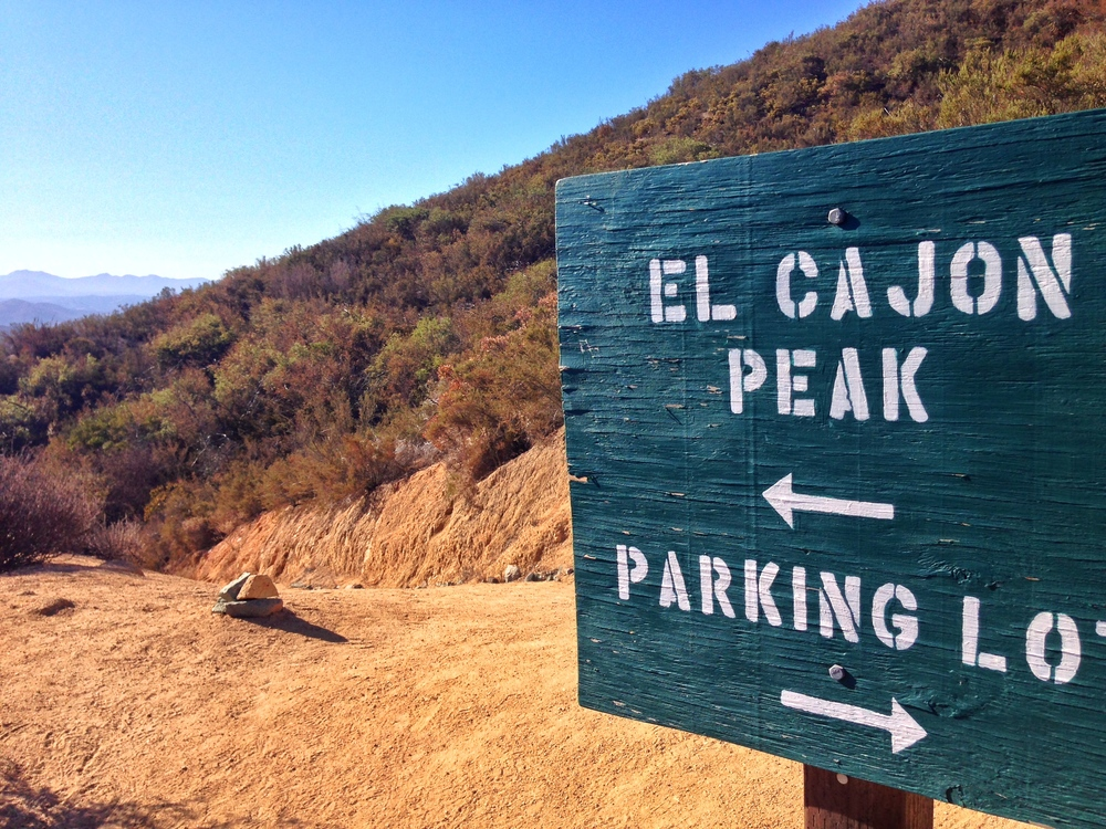 The hype on El Cajon Mountain is real - with 11.1 miles of distance it is San Diego's toughest.