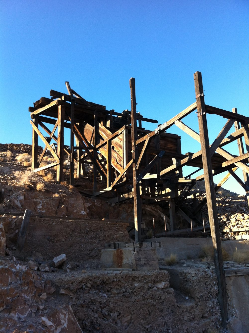 Ruins of the Cashier Mill