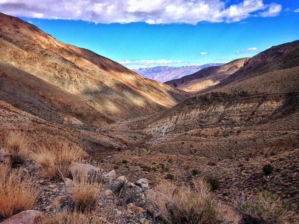 Death Valley is full of locations like Hanaupah Canyon that remain completely wild to this day.