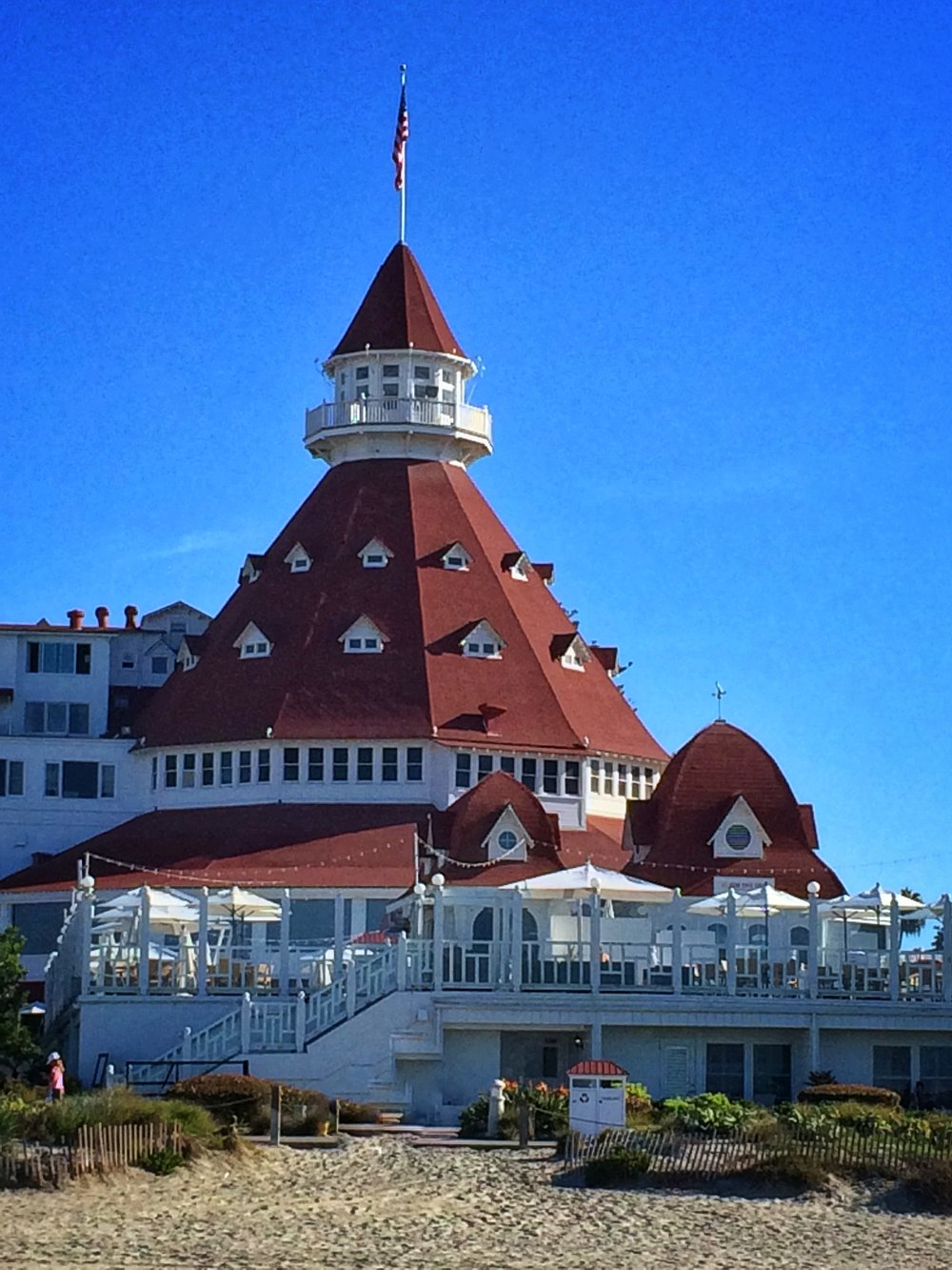 The Hotel Del Coronado: a spot where Kate Morgan checked in, but never left.