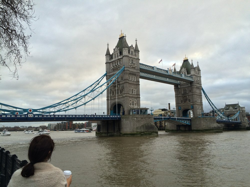Even after 120 years, the Tower Bridge impresses both first-time tourists and long time residents.
