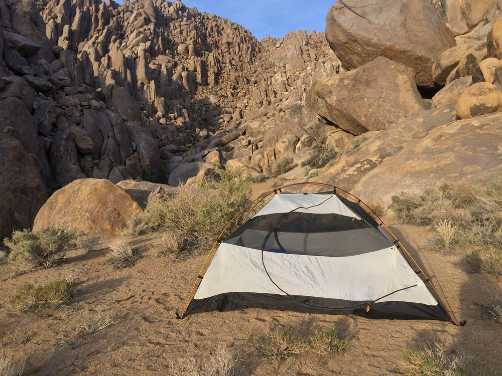 The Adventure II Tent is a great introductory tent for camping in the new year.