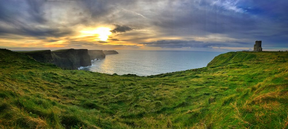 Cliffs of Moher, O'Brien's Tower