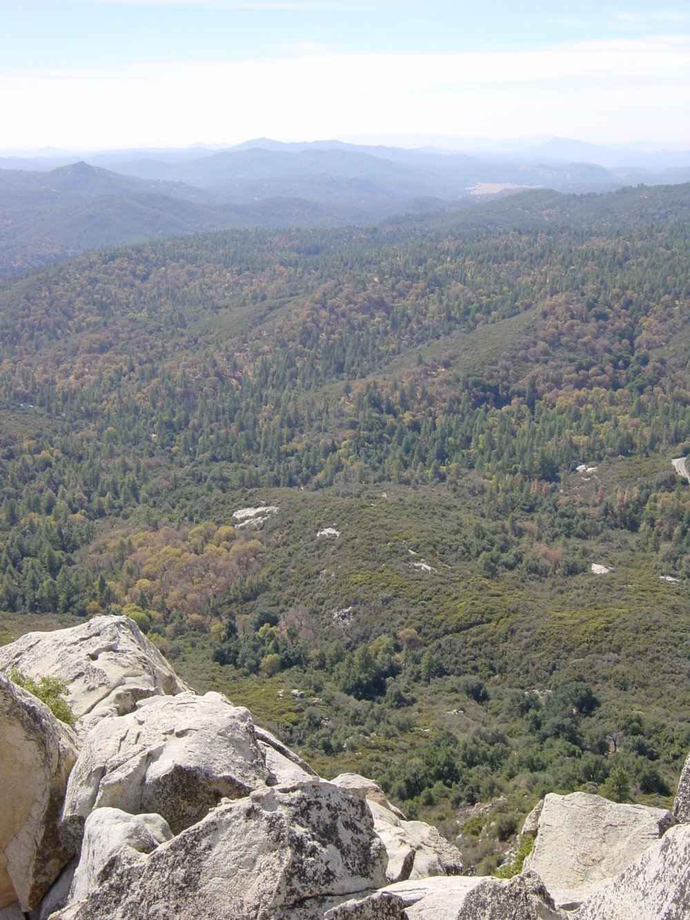 Summit view, Stonewall Peak