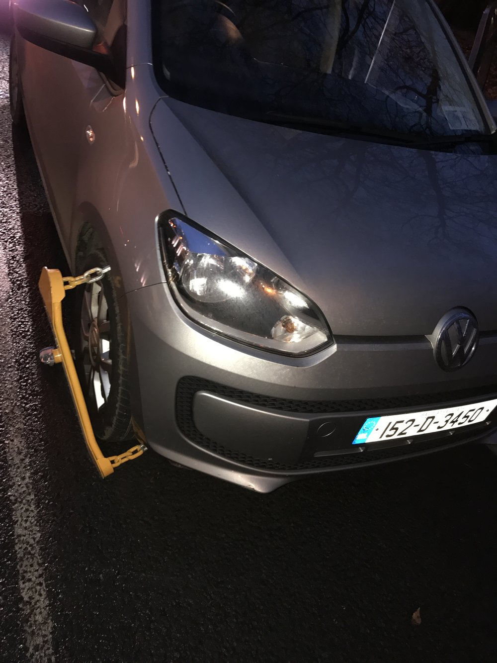 Getting booted in Dublin is easily avoidable, but easily rectified as it is commonplace.