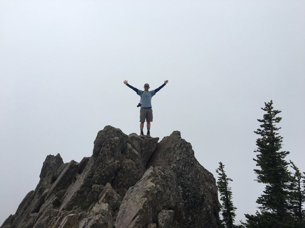 No matter the conditions, Mount Ellinor is something every hiker through Washington should climb at least once.