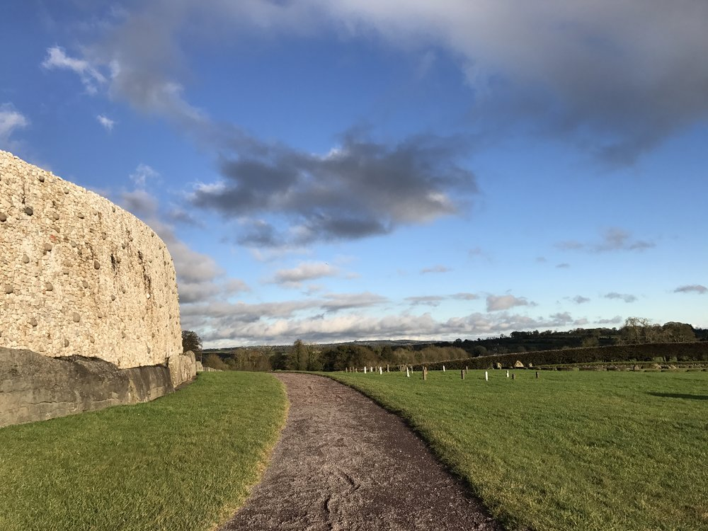 Since being rediscovered, the Newgrange site has been restored over an extended period of time.
