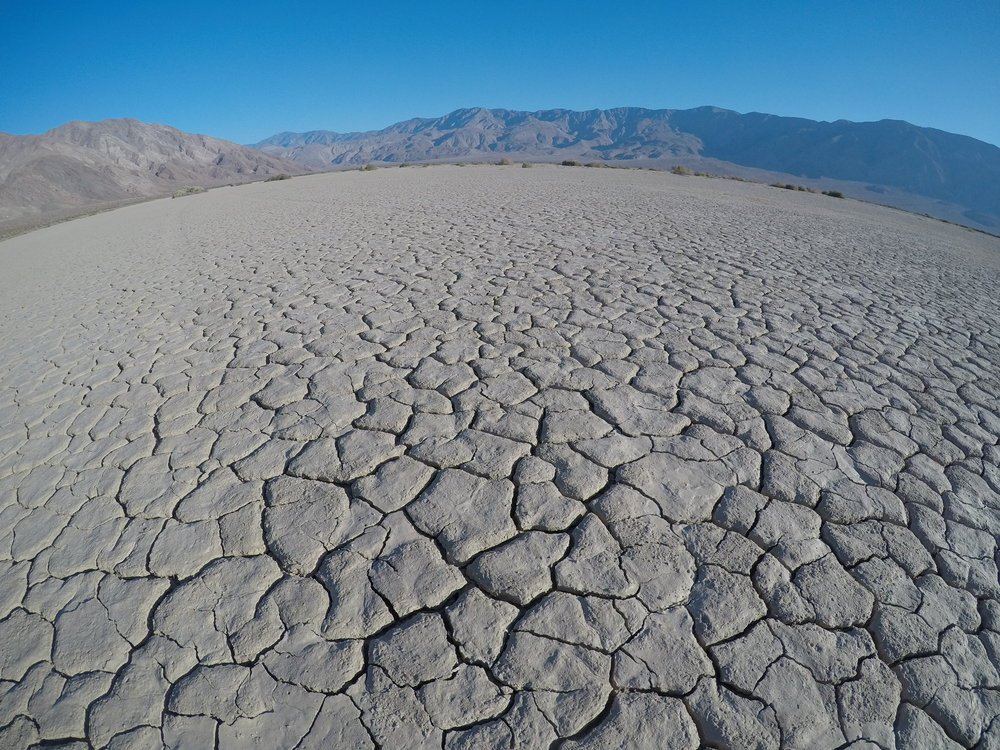 Clark Dry Lake, Anza Borrego State Park