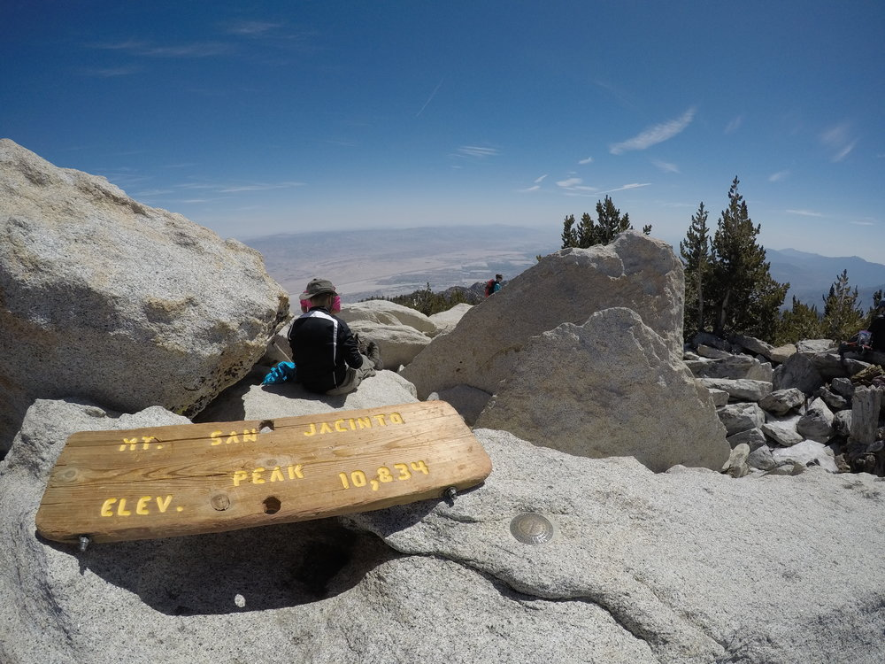 Summit, San Jacinto