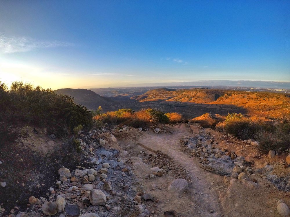 North Fortuna Summit Trail, Mission Trails Regional Park