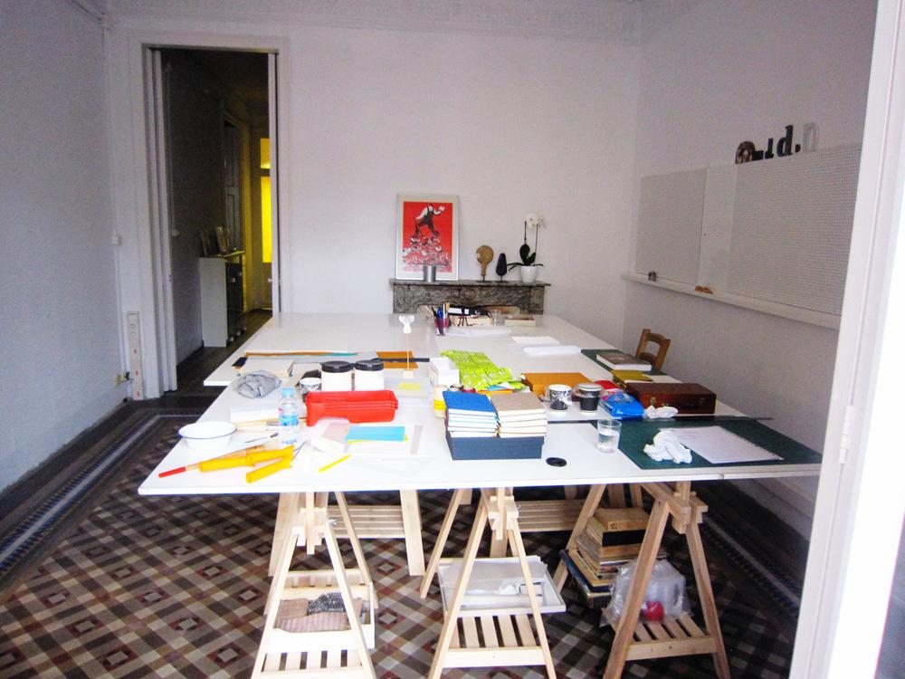 Helena Genvrin Studio