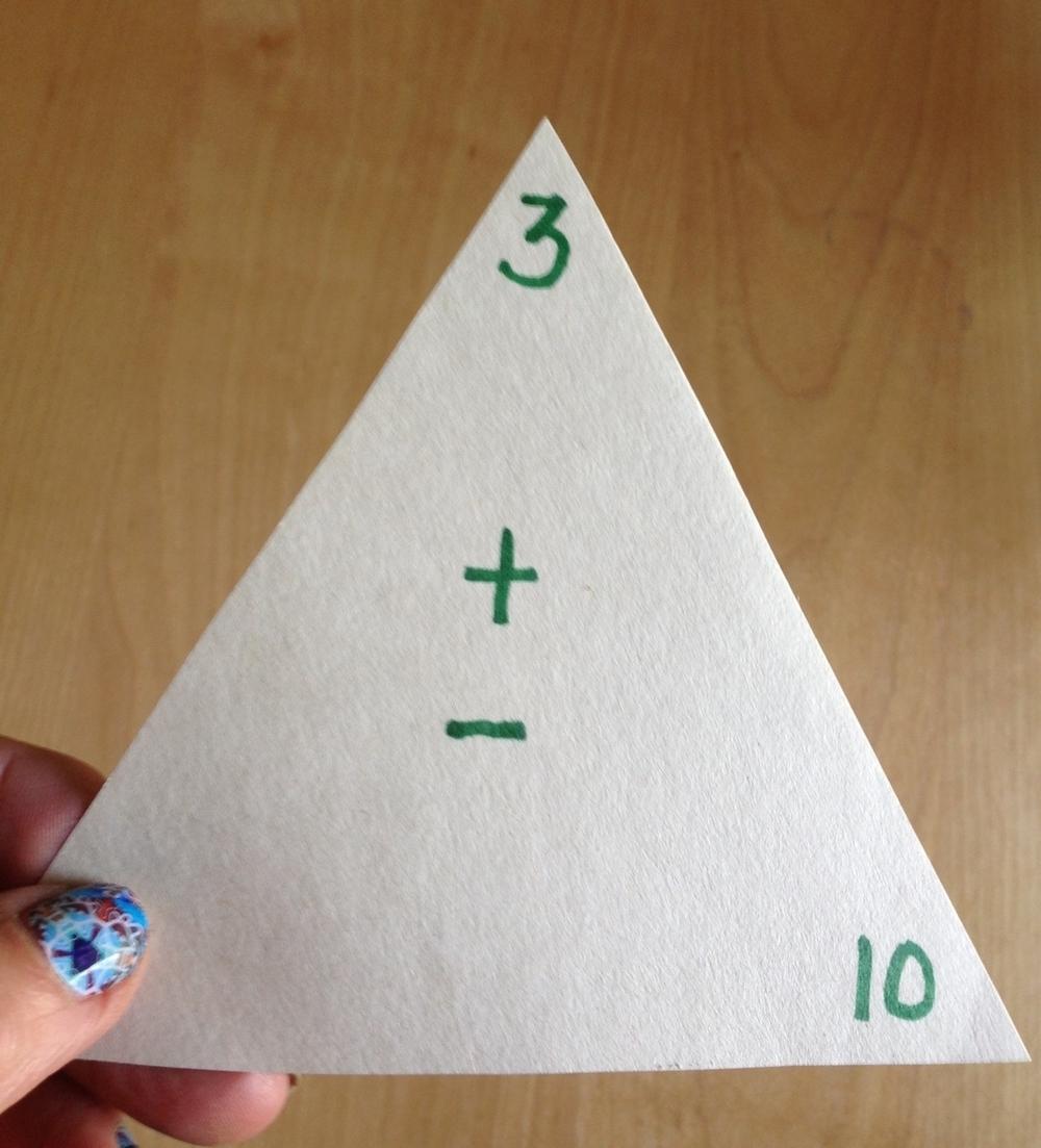 10-3=7