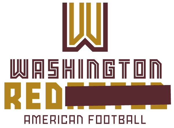 The logo for the Washington Redacted.