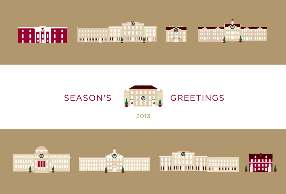 2013 President's Holiday Card