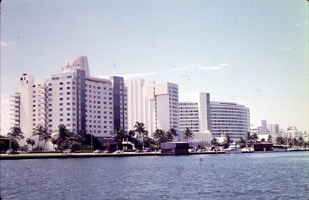 Miami.  1973. Slide #15.