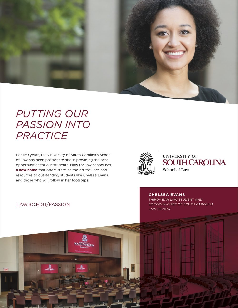 USC Law School Ad Campaign