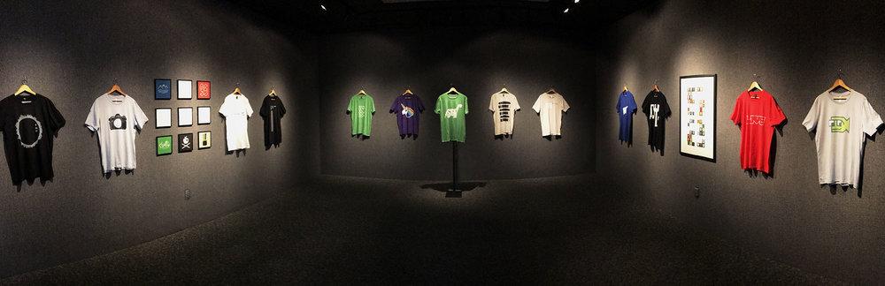 Designasaur: On display at USC Upstate through October 26.