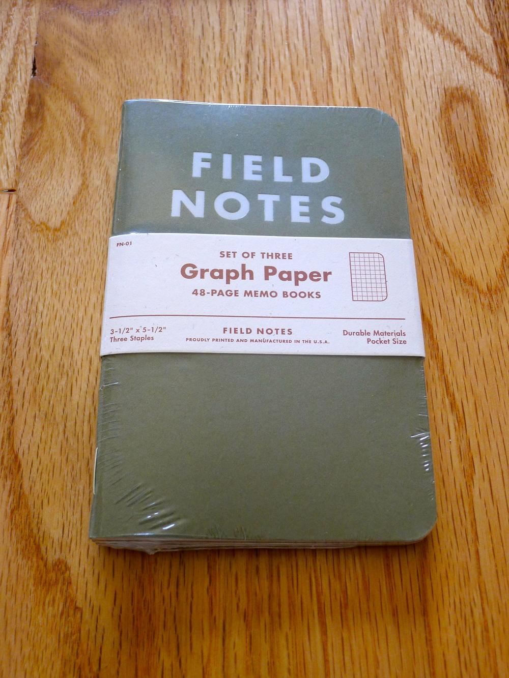Field Notes Balsam Fir - Winter 2010