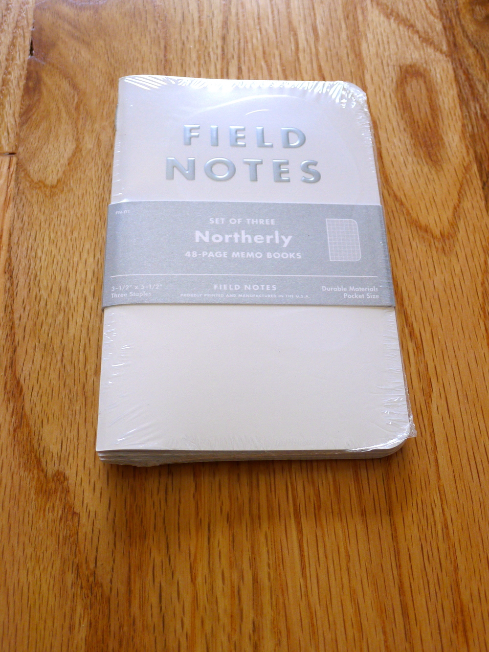 Field Notes Northerly Edition - Winter 2011