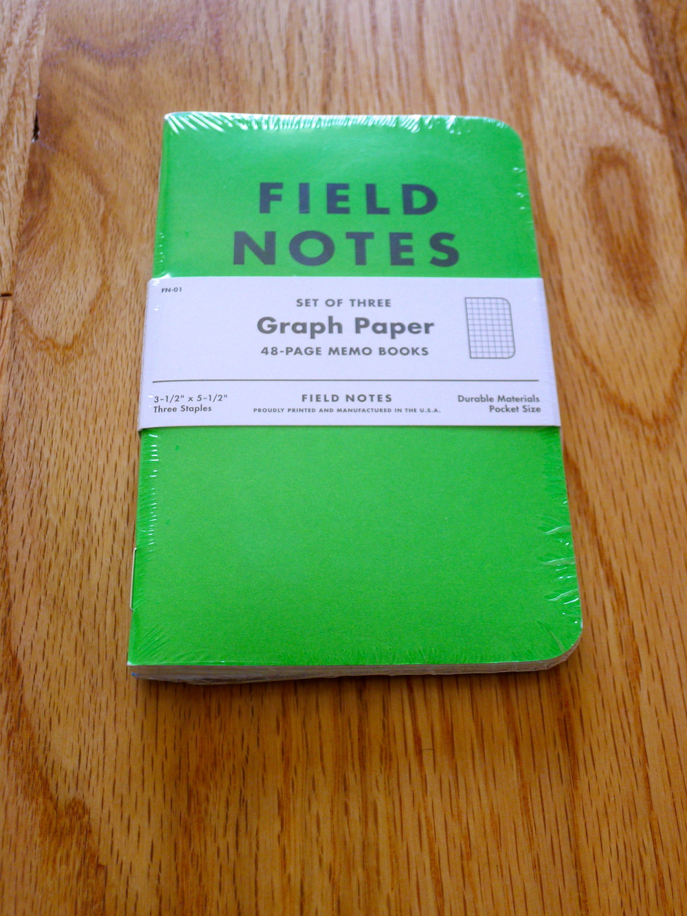 Field Notes Summer Camp Pack