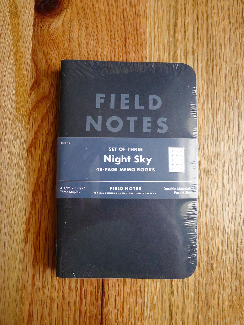 Night Sky Edition - Summer 2013