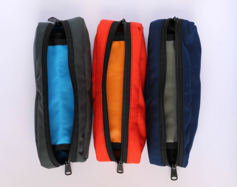 The Brasstown - Our Zip Roll Pen Case