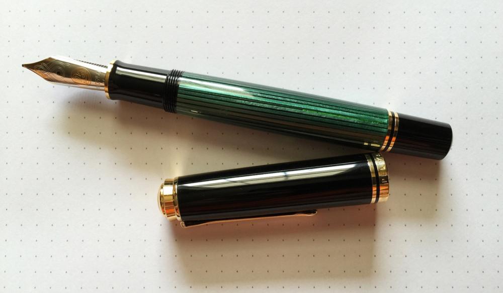 Pelikan Souveran M1000 Fountain Pen Review — The Pen Addict