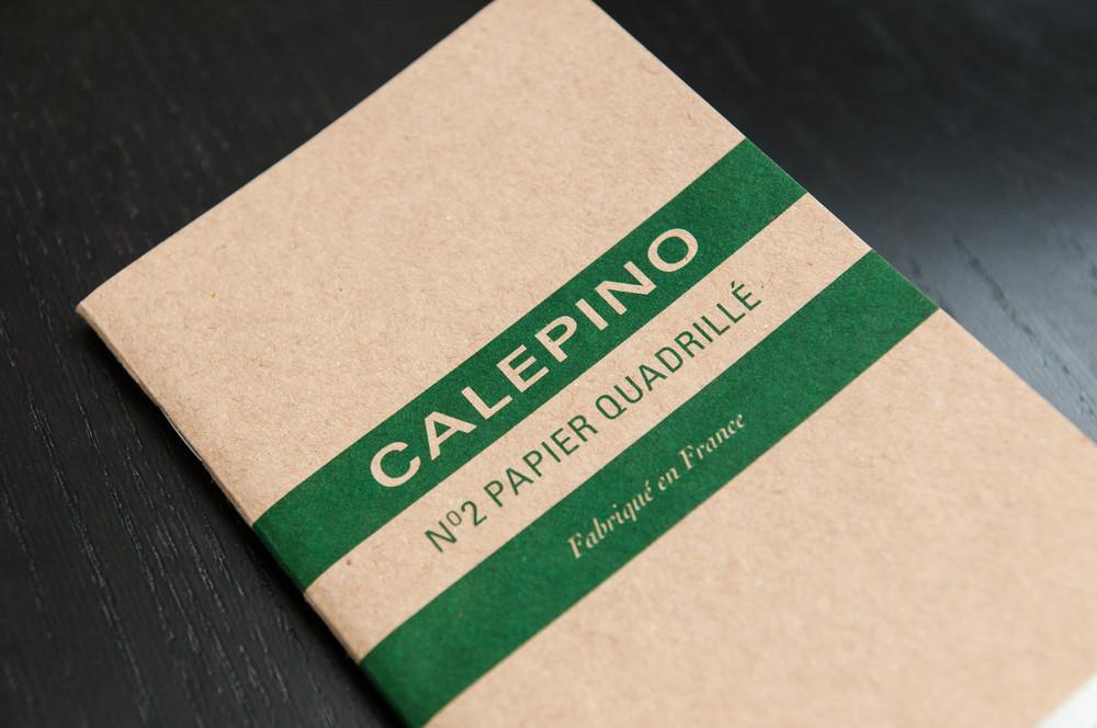 Calepino Graph Paper Memo Book Review The Pen Addict