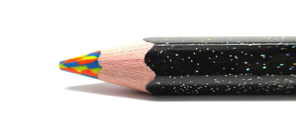 The Koh-I-Noor Magic FX Jumbo Pencil (via CW Pencil Enterprise)