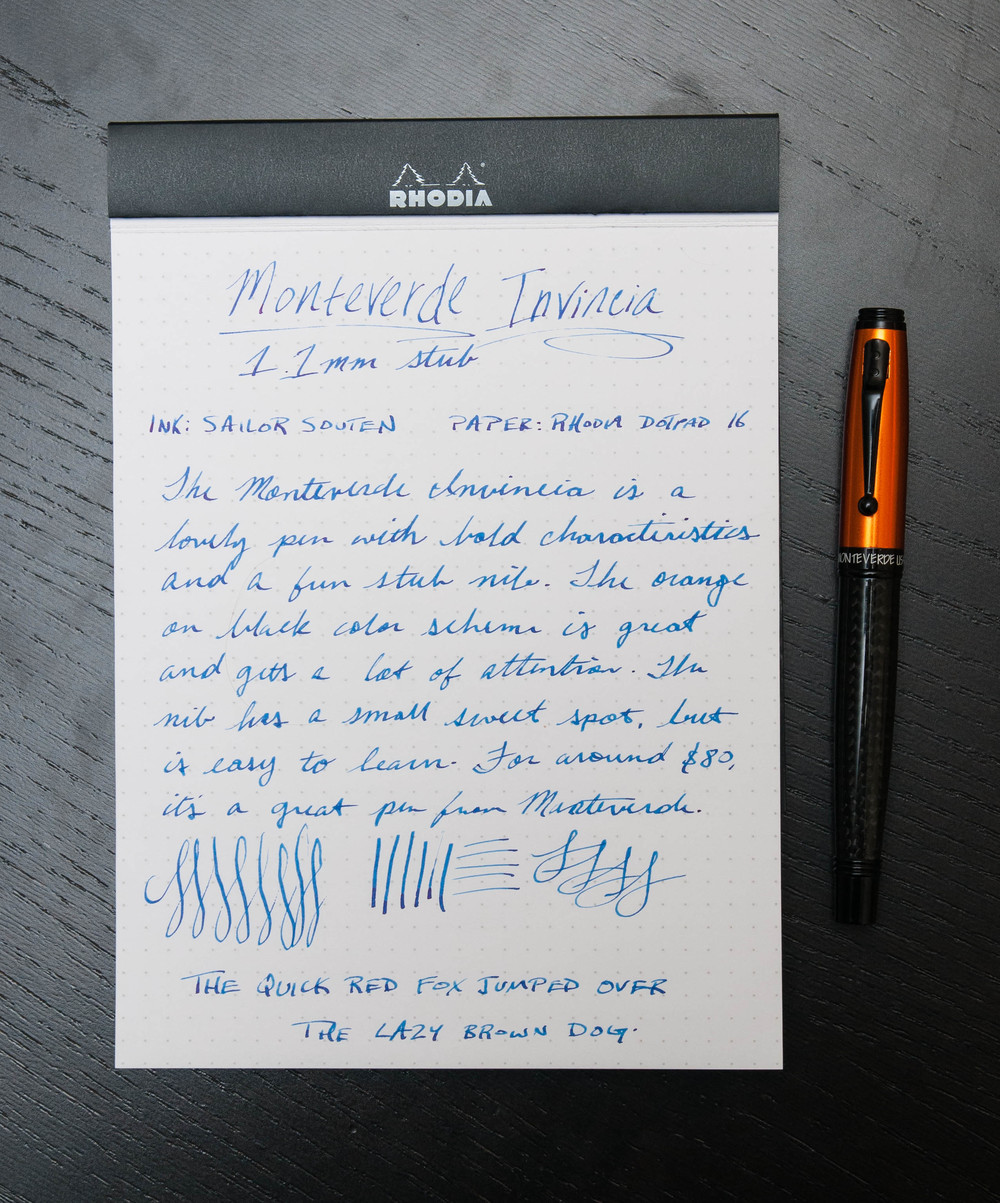 The Pen Addict Circuit Board Rollerball And Ink Nerd Gift Goulet Pens Provided This Product At No Charge To For Review Purposes