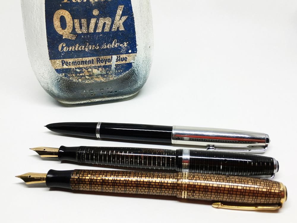 Vintage pens for people who think vintage pens are scary the pen this factor may become even more significant as the trendiness of flex nibs increases and fountain pen users frustrated with the sad state of modern flex altavistaventures Images