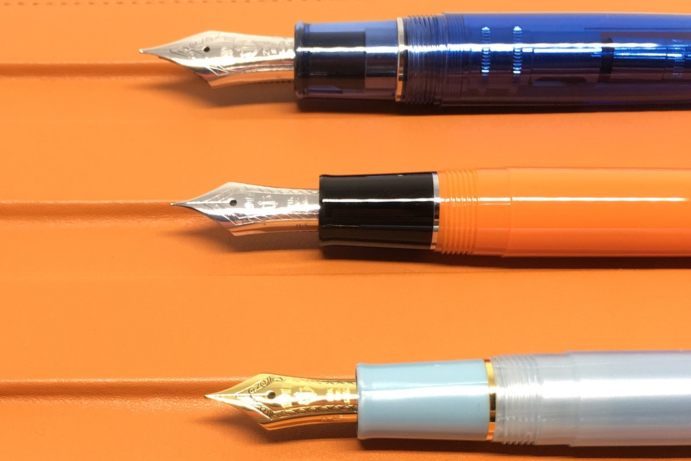 Manager recommendation SAILOR RARE FOUNTAIN PEN BALLPOINT PEN COMBO sale Outstanding -lupine